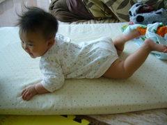 赤ちゃんの首がすわる状態