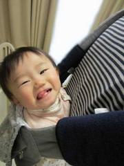 赤ちゃんの歯 1歳
