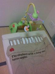 赤ちゃんの布団