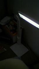 LEDデスクライト ホワイト LE-H615W